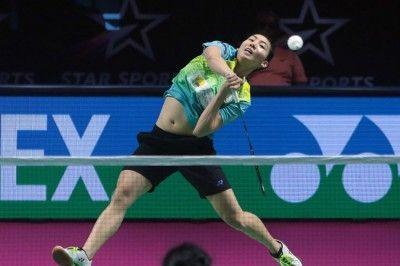 Michelle Li of the North Eastern Warriors