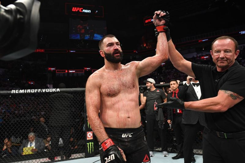 UFC legend Andrei Arlovski has been on a slide for some time