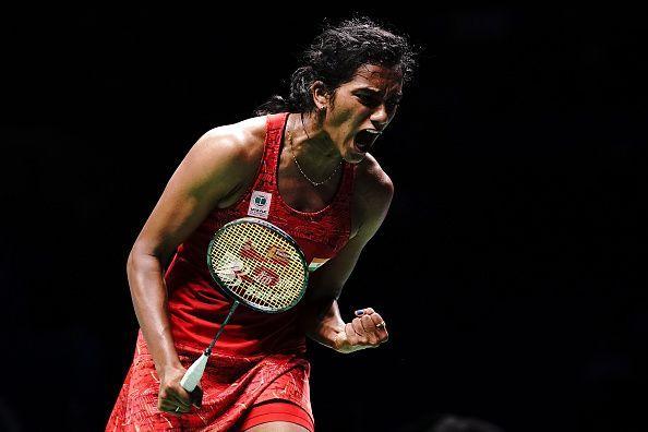 Sindhu won the silver medal at Olympics 2016