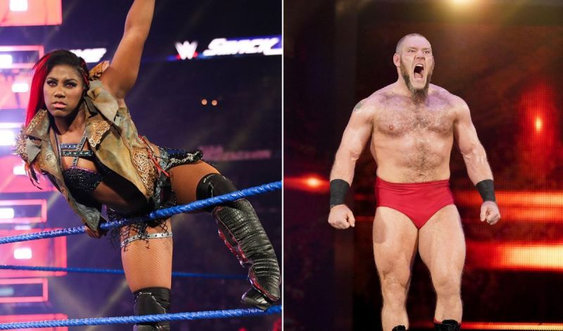 There are a number of WWE stars who are on the injured list currently