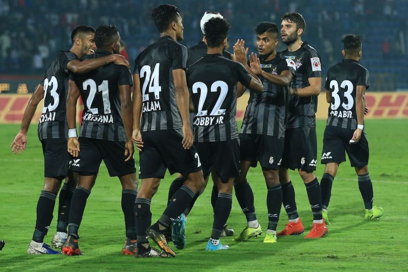 ATK will go level at the top of the table with a win