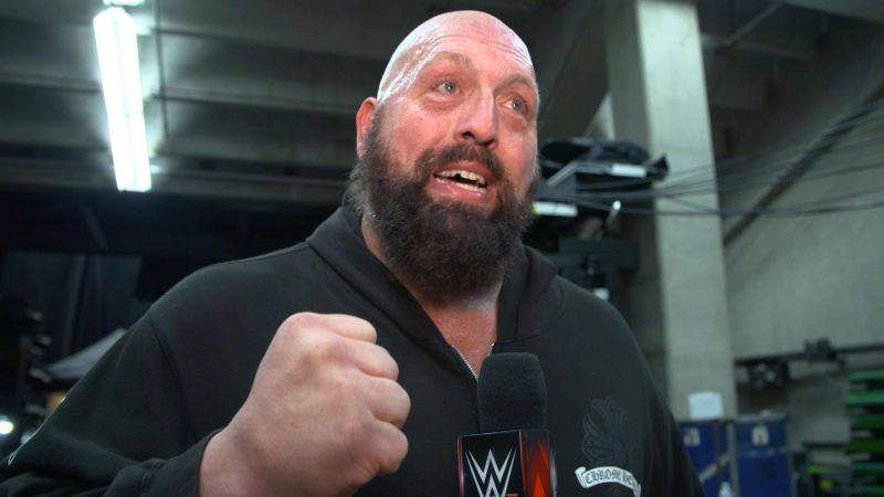 Great to see Big Show return