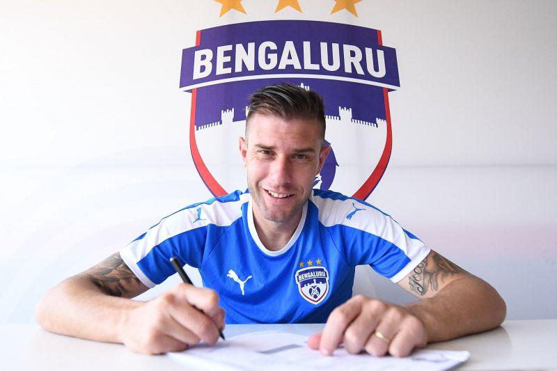 Bengaluru FC defender Juanan Gonzalez