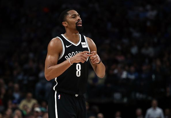 Dinwiddie is delivering at an All-Star level this season for a much-changed Brooklyn Nets team
