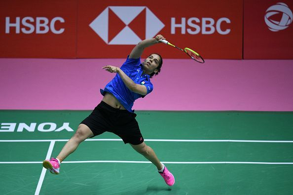 Saina Nehwal is in danger of not making it to the Olympics