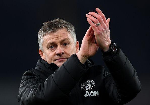 Manchester United are in the race to finish in the top 4 of the Premier League