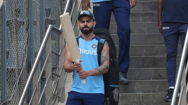 Where should the Indian captain bat?