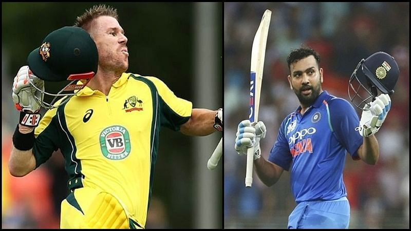 Rohit Sharma and David Warner are set to have a face-off and will look forward to having a fantastic series