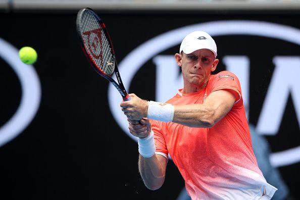 Kevin Anderson is back after a five-month absence from tour.