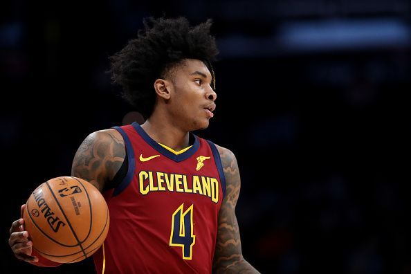 Kevin Porter Jr. faces at least a month on the sidelines