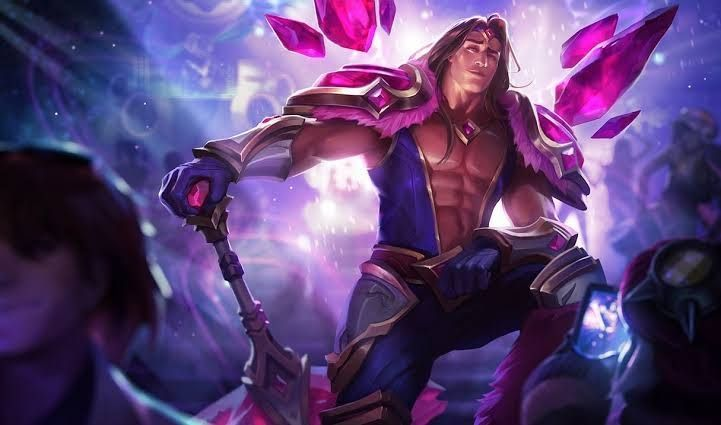 Taric brings a lot of CC
