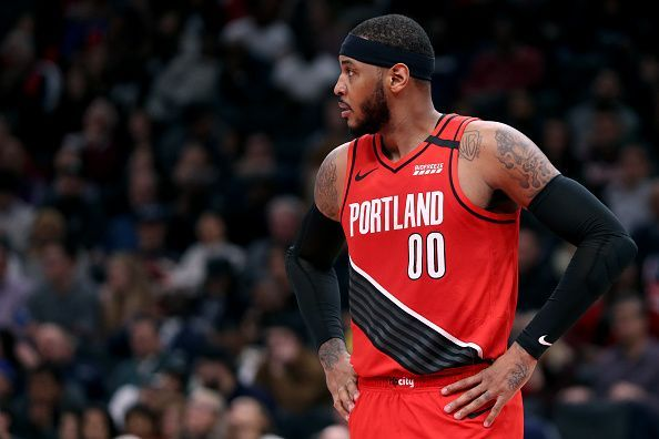 Portland gave Melo a chance to be great again.