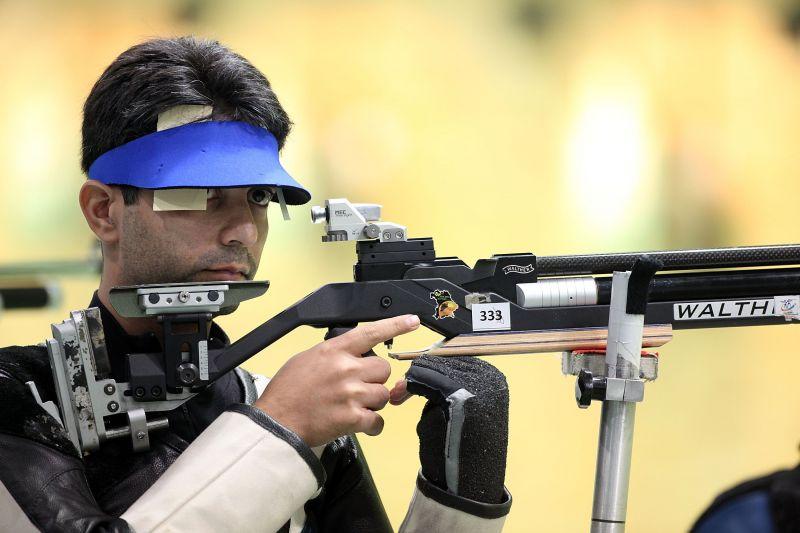Abhinav Bindra is
