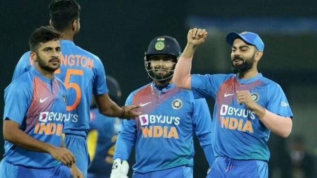India produced a clinical performance at Indore