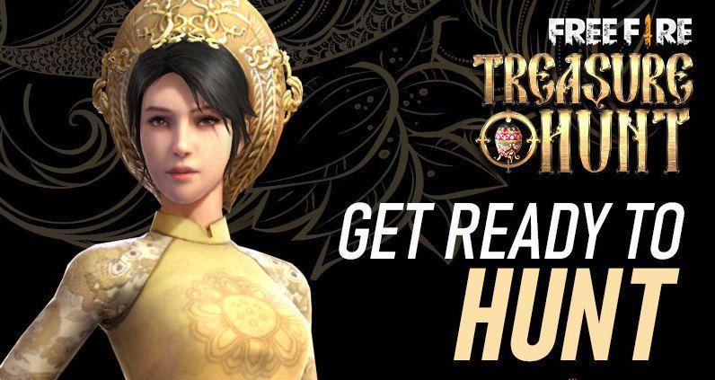 Treasure Hunt event is live