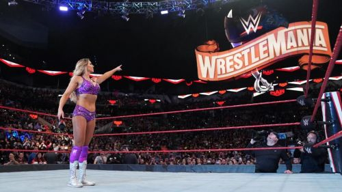Charlotte Flair will be aiming to win the NXT Women