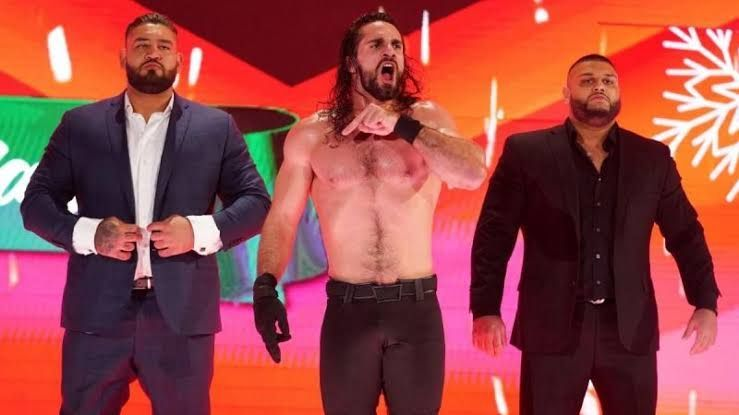 Seth Rollins and the Authors of Pain found an unlikely ally during the main event