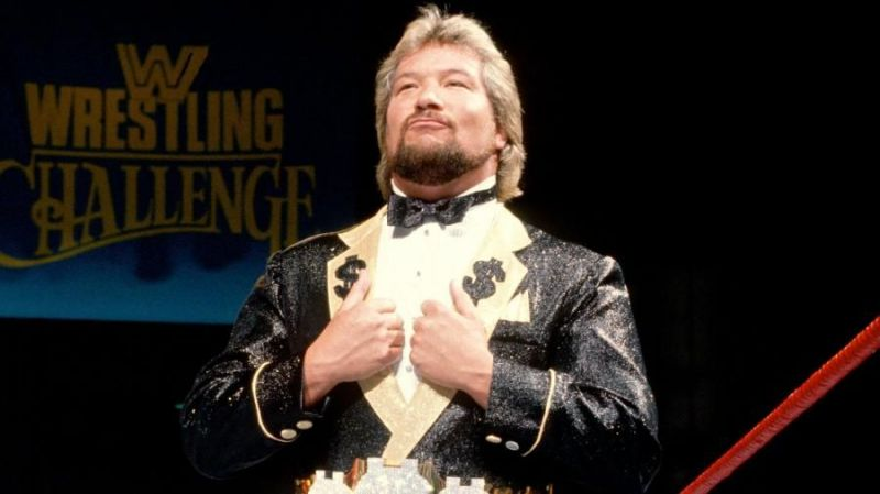 The Million Dollar Man was in 4 Royal Rumble matches but was never the last man standing