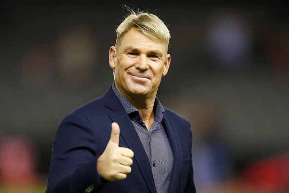Shane Warne will captain one of the two sides