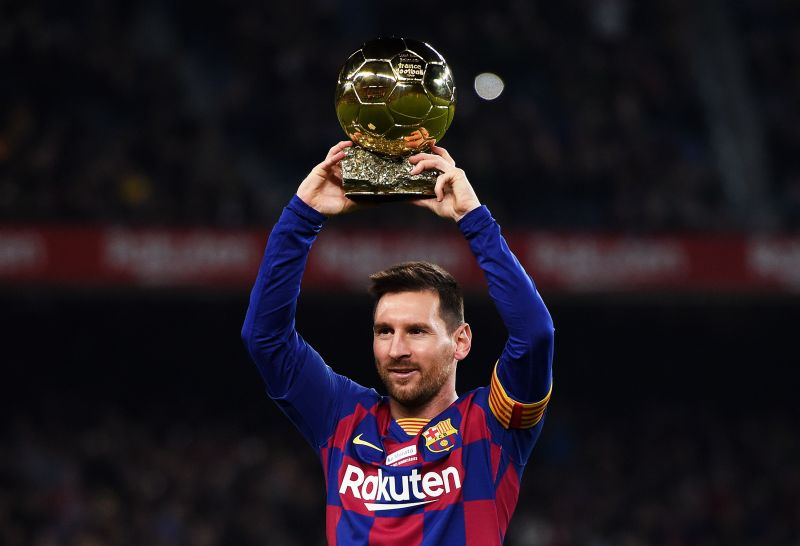 Lionel Messi is all set to defend his Ballon d