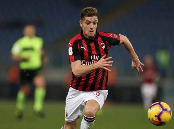 Krzysztof Piatek could help Tottenham while Harry Kane is on the shelf