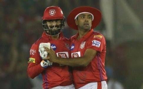 केएल राहुल और रविचंद्रन अश्विन