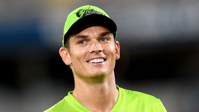 Sydney Thunder star Chris Green