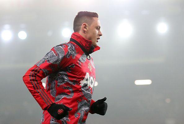 Nemanja Matic has upped his game since adversity hit Manchester Unite