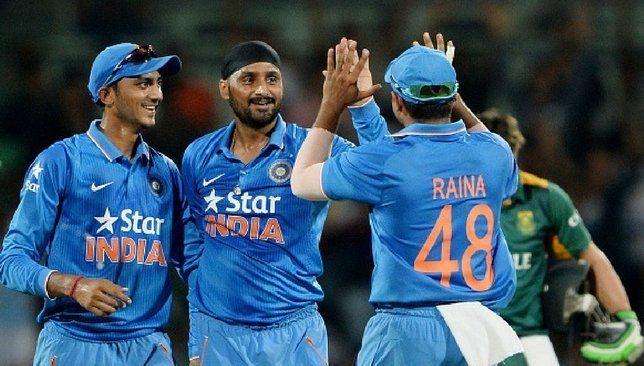 भारतीय टीम ODI