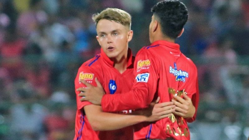 Sam Curran might shine above the star-loaded CSK set up in the upcoming season