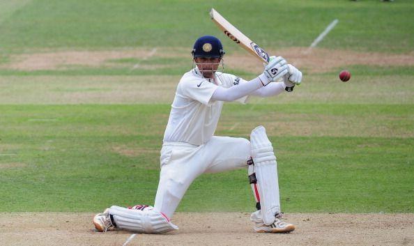 Rahul Dravid played a splendid knock at Lord