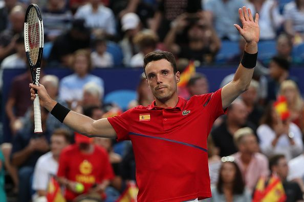 Roberto Bautista Agut will not return to defend his title