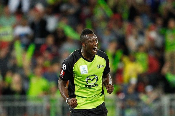 Andre Russell will lead the Rajshahi Royals