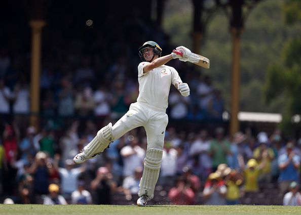 Labuschagne looks primed for a long run in the Australian set-up