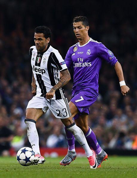 A glimpse of Ronaldo