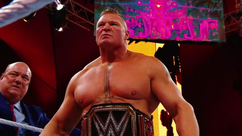Will Brock Lesnar go the distance in this year