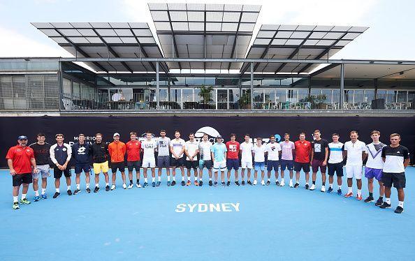 2020 ATP Cup - Sydney
