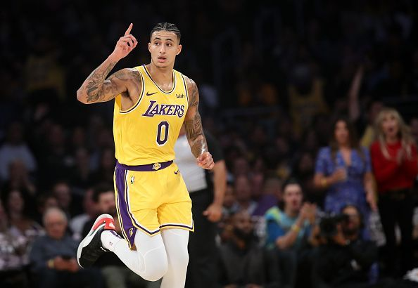 The Lakers have shown a keen interest in listening to offers for Kuzma