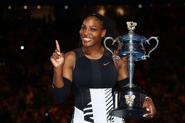 Serena Williams, 7-time Australian Open Champion