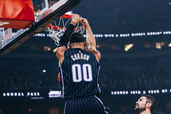 Aaron Gordon is among the names that could take part in the Slam Dunk Contest