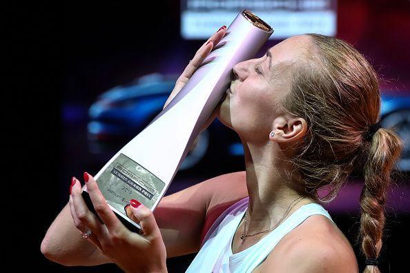 Kvitova has looked dangerous on the hardcourts off late.