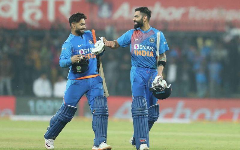 इंदौर टीम इंडिया टी20 जीत