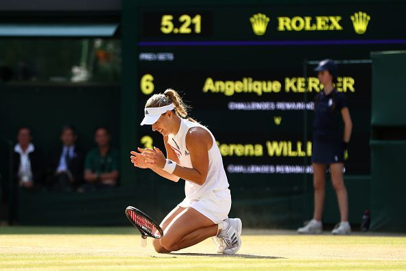 Angelique Kerber pulled out of the Adelaide International