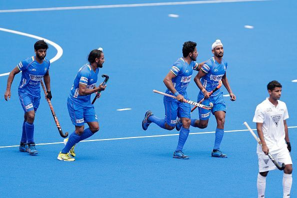 Indian team has been playing very aggressively over the last few months
