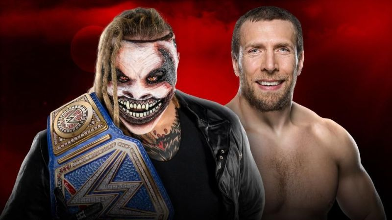 The Fiend vs Daniel Bryan