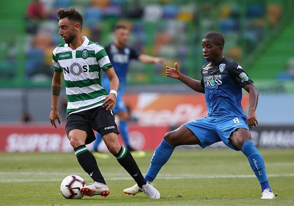 Will Bruno Fernandes move to Manchester United this month?