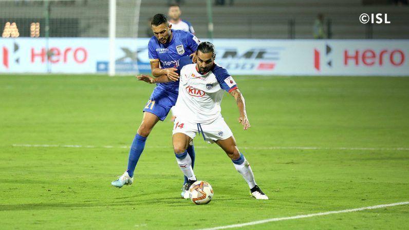 Bengaluru lacked rhythm in midfield