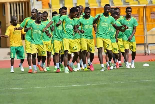 Kwara United would host Abia Warriors in Ilorin