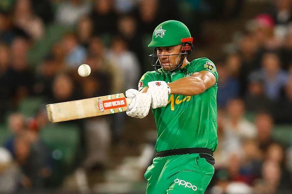 Marcus Stoinis has landed himself in hot water