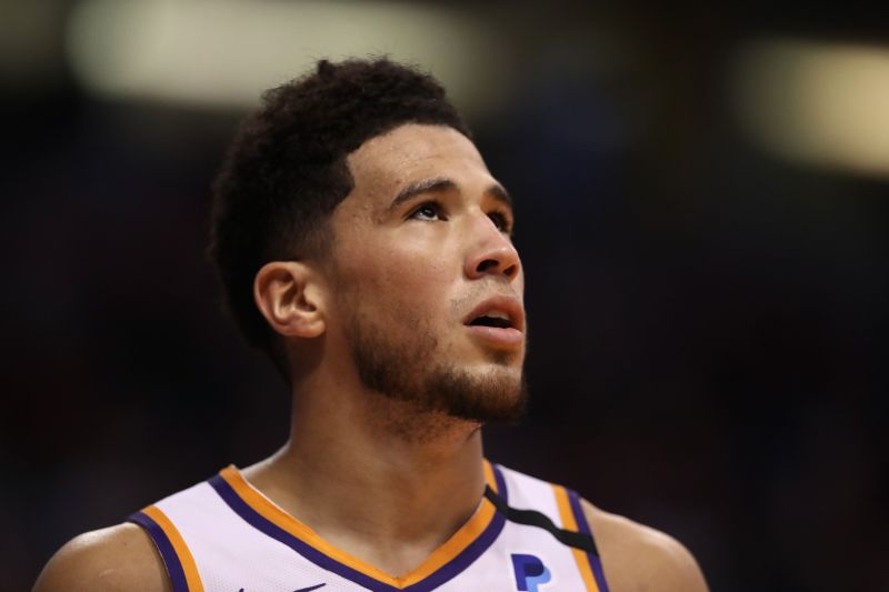 Devin Booker is averaging 27 points this season